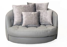 Swivel Chairs Design Ideas Large Round Leather Swivel Chair Round Designs