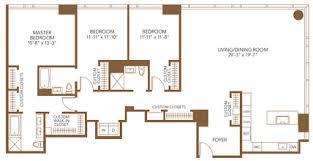 Chicago Apartment Floor Plans Oneeleven Rentals Chicago Il Apartments Com