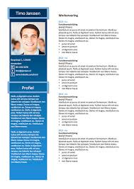 Cv Sjabloon Nederlands buy cheap essays great quality custom papers cv template