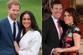 princess eugenie u0027s ring is double the price of meghan markle u0027s