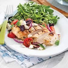 cuisine grecque poitrines de poulet à la grecque soupers de semaine recettes 5