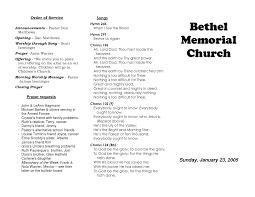 church programs templates best photos of church worship service program template church