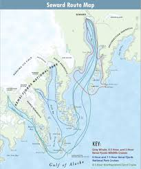 Sun Country Route Map by Orca Quest Cruise U2013 Great Alaskan Holidays Rv Rental Vacations
