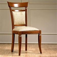 Unfinished Dining Chairs Dining Chairs Wooden Dining Chairs With Upholstered Seats