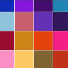 mustard color code every color everycolorbot twitter