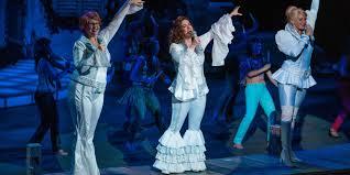 The Dinner Party Neil Simon Script - mamma mia u0027 boasts spectacular set choreography