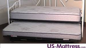 Daybed With Trundle And Mattress What Is The Maximum Height Of A Mattress That Will Fit On A Daybed