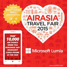 airasia travel fair daily sales fair and events june 2015