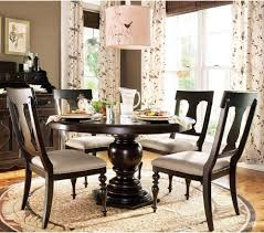 Round Dining Room Tables Paula Deen Home Round Pedestal Dining Table Hayneedle