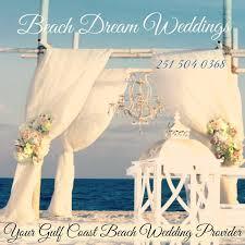 wedding arches coast weddings gulf shores alabama orange weddings