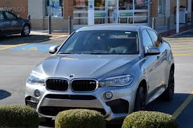 2015 bmw x6 m spotted in donington grey color