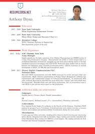 top resume formats best resume format 3 resume cv