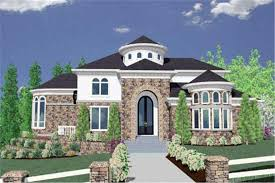 luxury house plans with pictures luxury house plans home design m 6166
