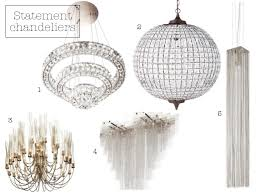 Metal Chain Chandelier Lighten Up With These Stunning Statement Pendant Lights Yes Please