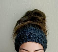 knit headband chunky cable knit headband free knitting pattern from the