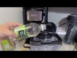 ninja coffee bar clean light keeps coming on cleaning your ninja coffee bar youtube