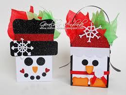 mafer u0027s creations cajas decoradas con personajes navideños