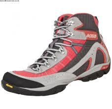asolo womens boots uk asolo womens mesita gtx boot silver coral