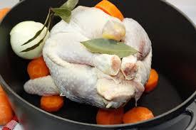 cuisiner poule poule