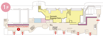 Incheon Airport Floor Plan Information About Boarding And Arrival Procedures Domestic