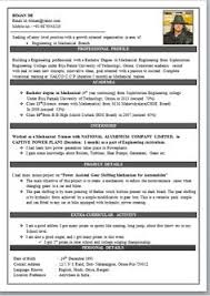 Resume Format For Mechanical Best 25 Resume Format For Freshers Ideas On Pinterest Format
