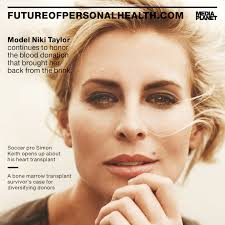 niki taylor the gift of life campaign