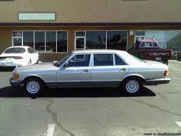 mercedes 500 for sale 1985 mercedes 500 sel cars for sale