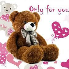 big teddy valentines day happy valentines day big teddy androidtutorial