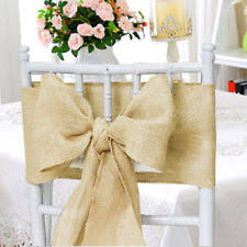 wedding chair bows wedding chair sashes ebay