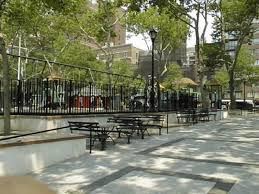 tables in central park st catherine s park nyc parks