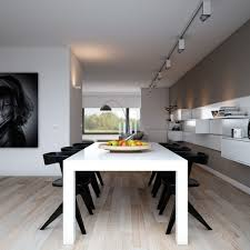 Lighting For Dining Room Track Lighting For Dining Room For Awesome Look Creating A