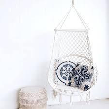 macrame hanging chair u2013 katakori info