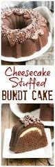 cheesecake stuffed chocolate bundt cake that skinny can bake