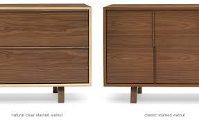 4 Door Cabinet Cherner 4 Door Credenza Hivemodern