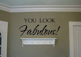 famous faces elvis you look fabulous wall decal