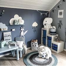 chambre garcon shop the room décoration chambre garçon bleu gris mamans