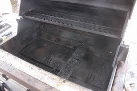 Kitchen Cabinet Heat Shield by Carls U0027s Grill Talk Members Mark Bq05046 6a