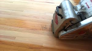 Hardwood Floor Scratches - removing deep scratches from a hardwood floor youtube