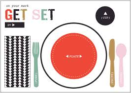 table setting placemat table setting such an awesome printable place mat celebrate