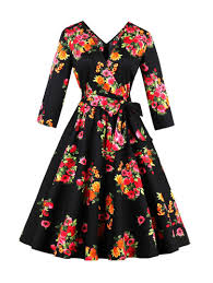 dress image vintage dresses women s party dresses online shein