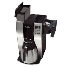 mr coffee under cabinet coffee maker mr coffee bvmc pstx91 optimal brew 10 cup thermal coffeemaker