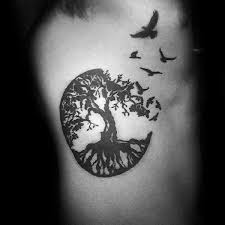 40 tree of tattoos with birds