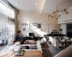 gorgeous home interiors living room excellent living room design with l shaped whte sofa