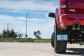 dodge ram mud flaps amazon com gatorback dodge ram truck mud flaps rear pair