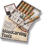 Wood Carving Tools Beginners Set by Carving Tools Henry Taylor Tools