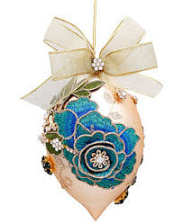 jeweled ornaments collection for the