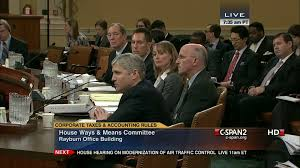 corporate taxes accounting rules feb 8 2012 video c span org