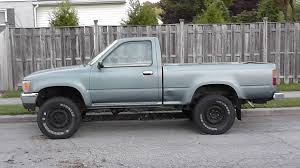 lifted nissan hardbody 2wd 1989 toyota pickup pictures all pictures top