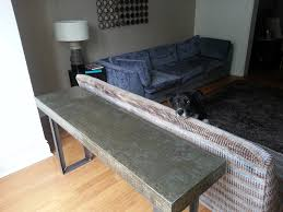 concrete tables for sale small concrete console table design within tables for sale remodel 6
