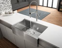 lavabo de cuisine vier de cuisine simple precision u maxi apron avec stainless steel